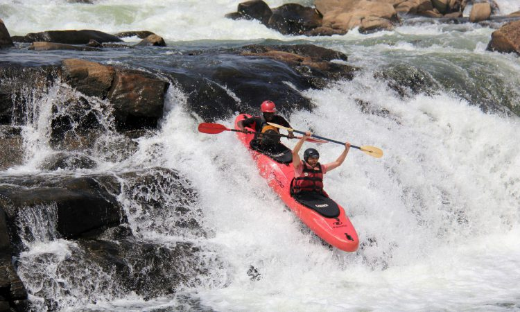 2 Days Uganda White Water Rafting Safari in Jinja
